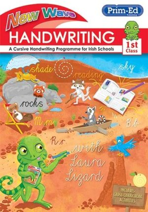 90825 New Wave Handwriting 1st Class 1