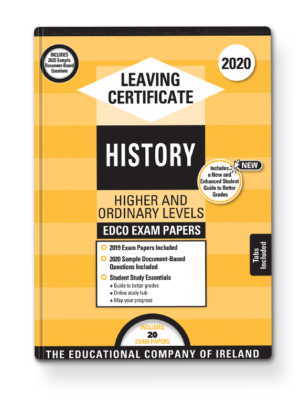 Lc History Ordinary & Higher Level