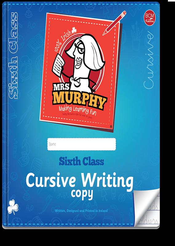 Mrs Murphys Copies 6th