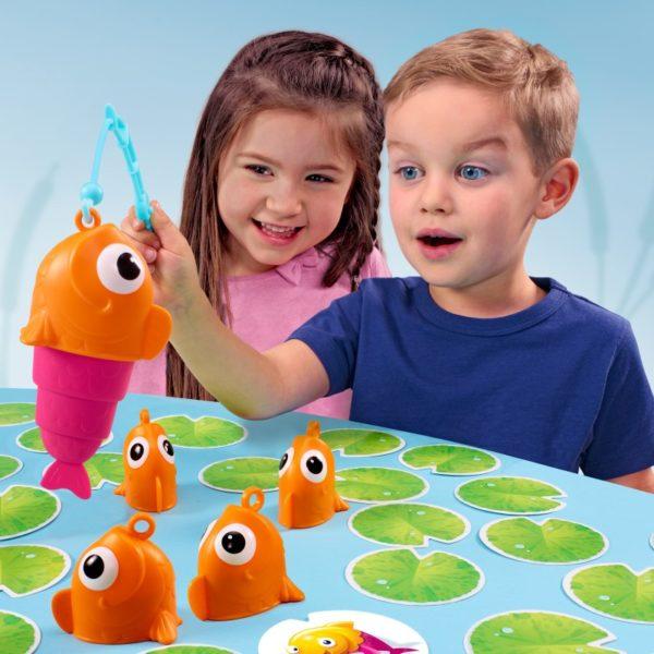 Five Little Fish