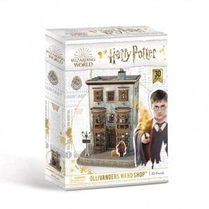 Harry Potter Olivanders 3d Puzzle (1)